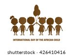 international day of the... | Shutterstock .eps vector #426410416