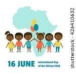 international day of the... | Shutterstock .eps vector #426410632
