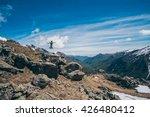 happy mountain   Shutterstock . vector #426480412