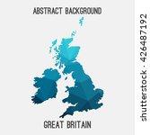 united kingdom great britain... | Shutterstock .eps vector #426487192