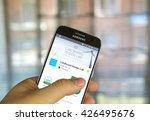 montreal  canada   may 23  2016 ...   Shutterstock . vector #426495676