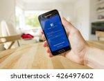 lendelede  belgium   may 24th... | Shutterstock . vector #426497602