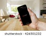 lendelede  belgium   may 24th... | Shutterstock . vector #426501232