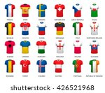 collection of various shirts....   Shutterstock .eps vector #426521968