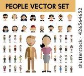 diversity community people flat ... | Shutterstock .eps vector #426564652