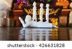 buddha statue in wat tha sai ... | Shutterstock . vector #426631828