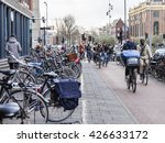 amsterdam  netherlands on march ... | Shutterstock . vector #426633172