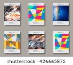 set of abstract design...   Shutterstock .eps vector #426665872