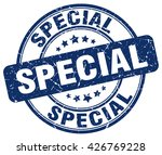 special. stamp | Shutterstock .eps vector #426769228