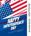fourth of july independence day | Shutterstock .eps vector #426793108