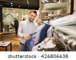 sale  shopping  fashion  style... | Shutterstock . vector #426806638