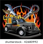 Hotrod Free Vector Art - (2798 Free Downloads)