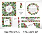 set of creative universal... | Shutterstock .eps vector #426882112