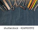 wrench engineer constructor... | Shutterstock . vector #426903592
