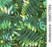 beautiful summer design with... | Shutterstock .eps vector #426917326