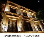 Zacatecas At The Night