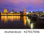 Big Ben And Palace Of...
