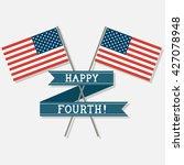 united states of america... | Shutterstock .eps vector #427078948
