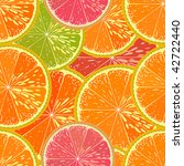 seamless vector illustration ... | Shutterstock .eps vector #42722440