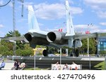 moscow  russia   may 7  2016 ... | Shutterstock . vector #427470496