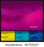 abstract vector background | Shutterstock .eps vector #42753217
