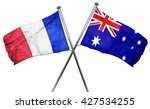france flag  combined with... | Shutterstock . vector #427534255