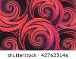 Design Background Of Swirled...