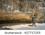 les eyzies de tayac sireuil ... | Shutterstock . vector #427717255