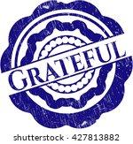 grateful rubber grunge texture... | Shutterstock .eps vector #427813882