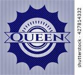 Queen Emblem With Jean...