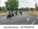 berlin  germany   may 28  2016  ... | Shutterstock . vector #427828255