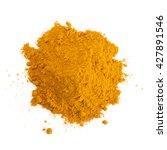 turmeric  curcuma  powder... | Shutterstock . vector #427891546