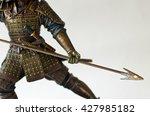 Warrior And Samurai East