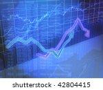 bear market graph   Shutterstock . vector #42804415