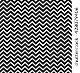 Vector hipster abstract geometry chevron pattern,black and white seamless geometry chevron background,subtle pillow pattern design,creative abstract art deco chevron pattern,hipster fashion print | Shutterstock vector #428079406