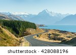 a beautiful scenery of pathway... | Shutterstock . vector #428088196