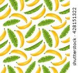 illustration seamless pattern... | Shutterstock .eps vector #428151322