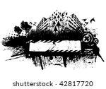 urban city vector | Shutterstock .eps vector #42817720
