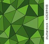 abstract seamless mosaic... | Shutterstock .eps vector #428289448