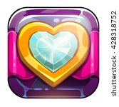beautiful vector app icon with...