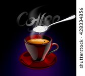 vector illustration of red...   Shutterstock .eps vector #428334856