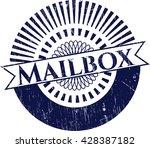 mailbox rubber grunge texture...   Shutterstock .eps vector #428387182