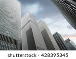 new york  usa   may 01  2016 ... | Shutterstock . vector #428395345