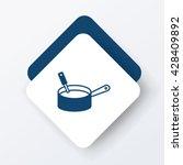 pot icon | Shutterstock .eps vector #428409892