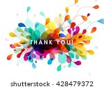abstract colored background... | Shutterstock .eps vector #428479372