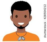 user avatars man | Shutterstock .eps vector #428504212