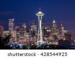 seattle  wa usa   circa may... | Shutterstock . vector #428544925