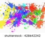 texture background water color... | Shutterstock . vector #428642242