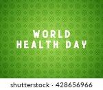medicine concept inscription... | Shutterstock .eps vector #428656966