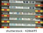 Urban Apartment Building  London